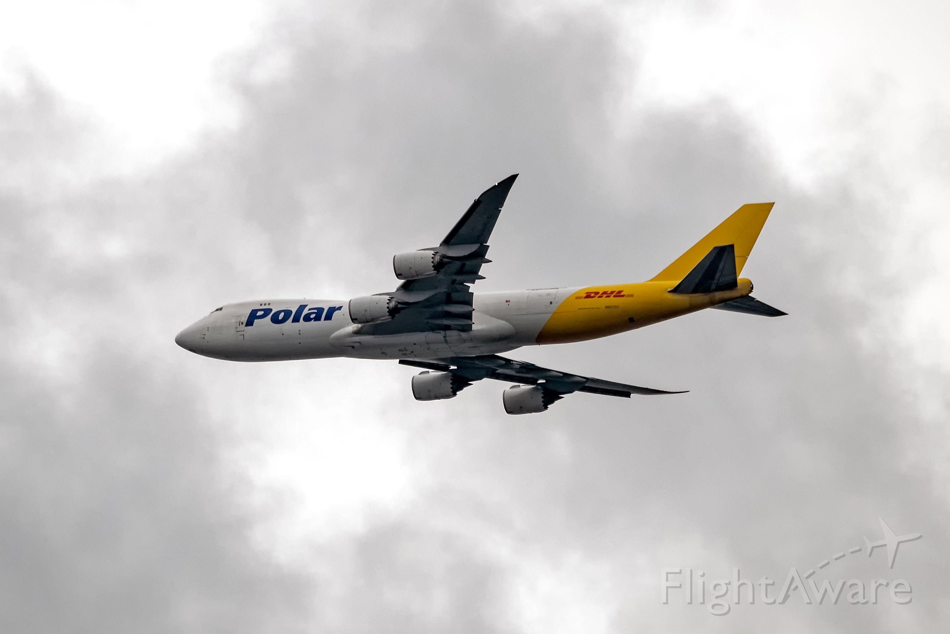 Boeing 747-200 (N857GT)