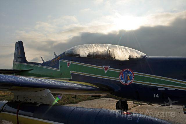 — — - Brazilian Air Force Demonstration Team