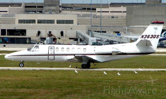 Cessna Citation V (N363QS)