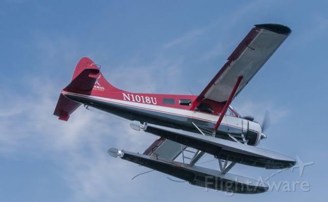 De Havilland Canada DHC-2 Mk1 Beaver (N1018U) - Alaska, Ketchikan harbor