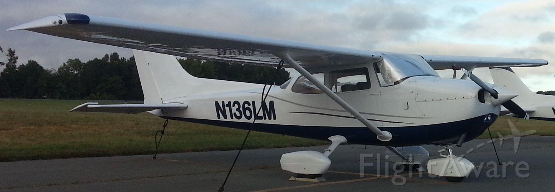 Cessna Skyhawk (N136LM) - Flying Club in Greater Atlanta