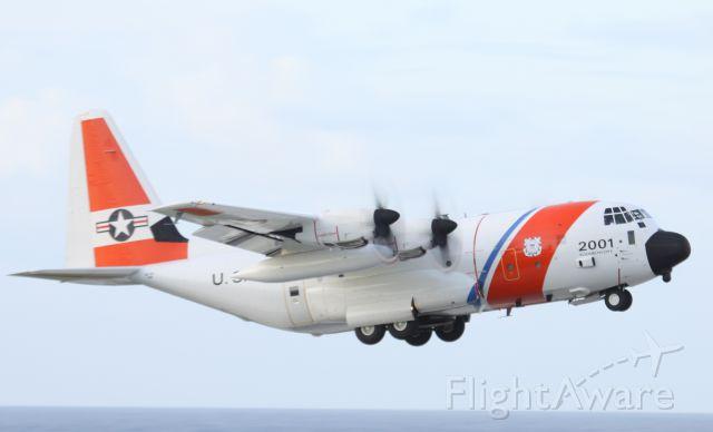 Lockheed C-130 Hercules (N2001)