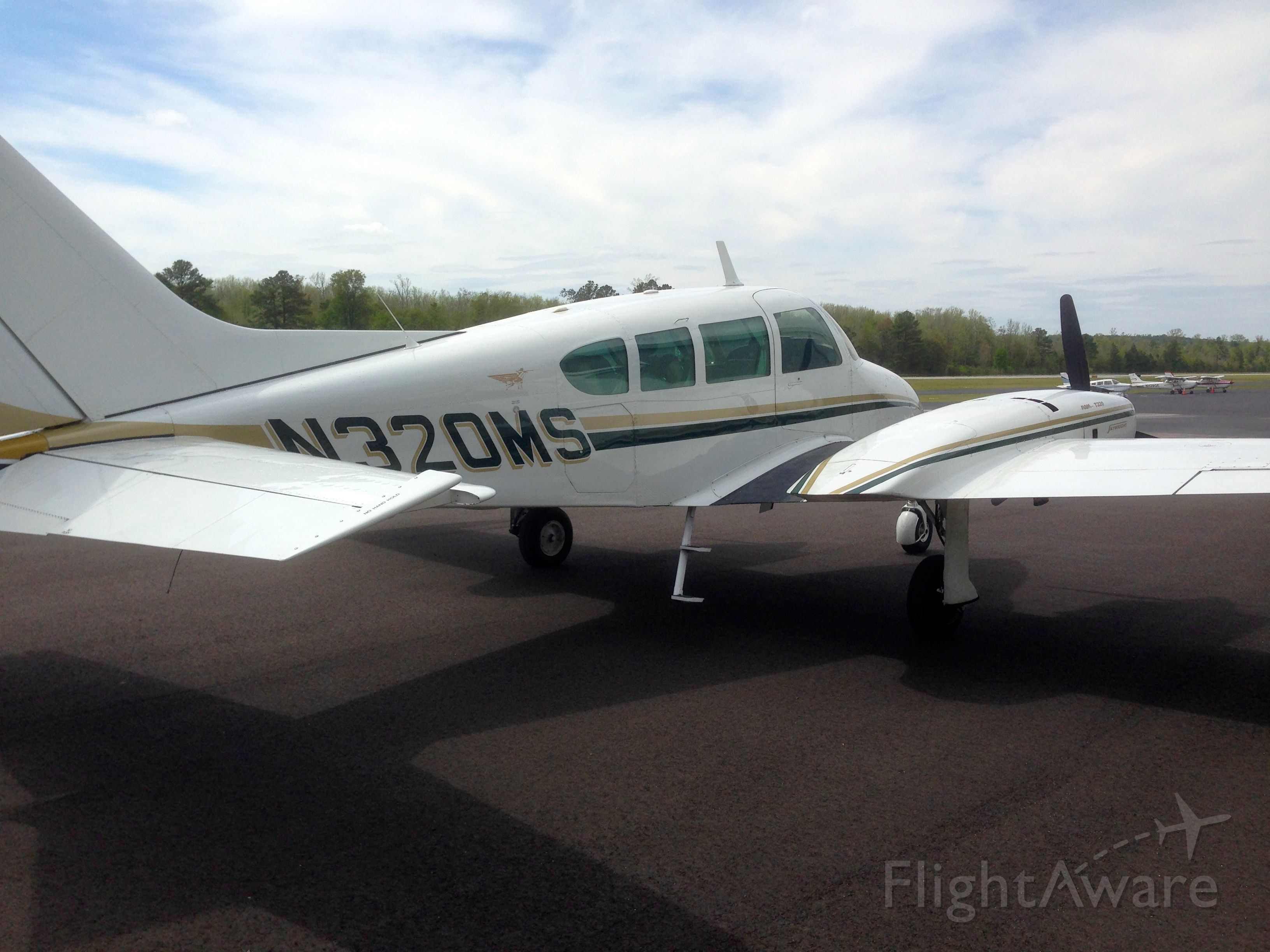 Cessna Executive Skyknight (N320MS)