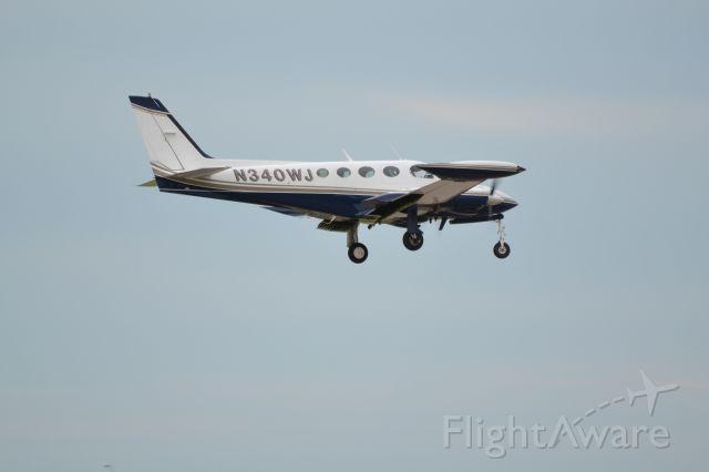 Cessna 340 (N340WJ)