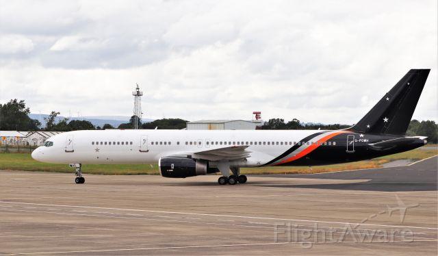 Boeing 757-200 (G-POWH) - titan airways b757-256 g-powh arriving in shannon from casablanca 19/6/20.