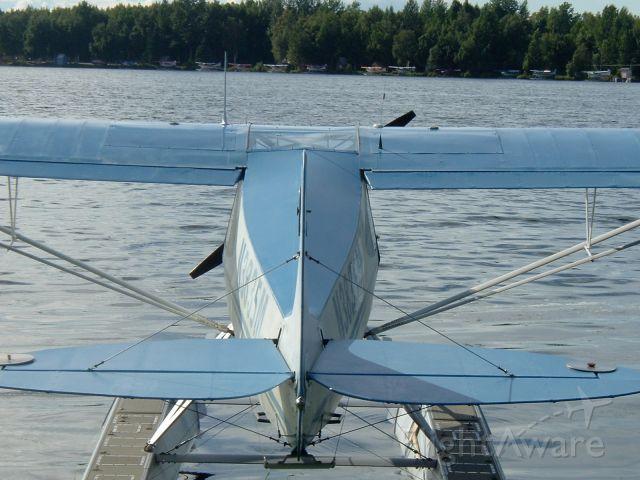 Piper PA-12 Super Cruiser (N3835M)