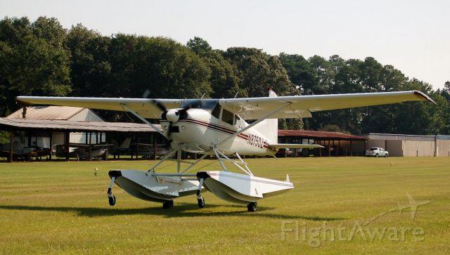 Cessna Skywagon (N8750Z) - HEADED FOR THE LAKE