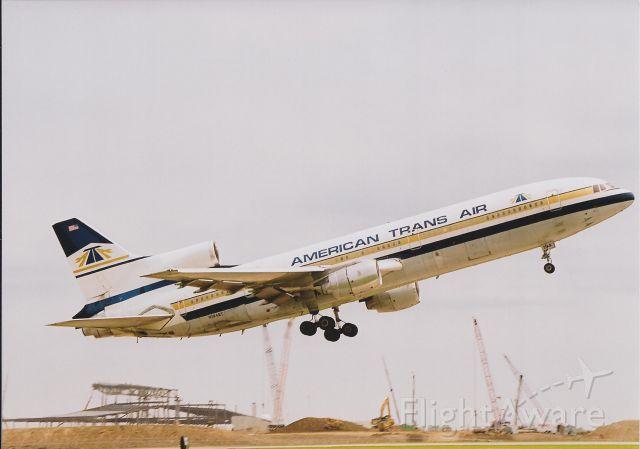 Lockheed L-1011 TriStar (N194AT)