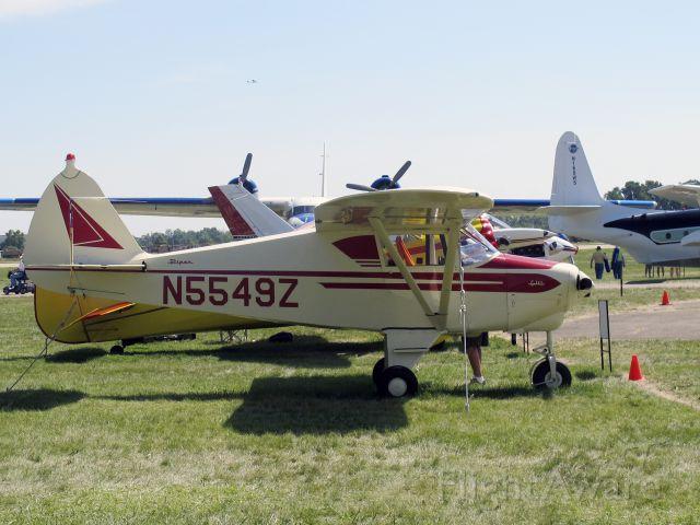 Piper PA-22 Tri-Pacer (N5549Z) - Oshkosh 2013!