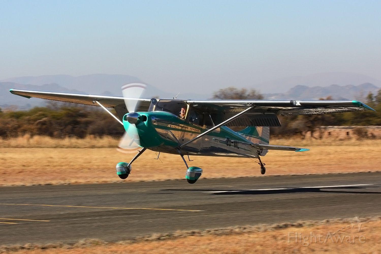 Cessna 170 (ZU-VAL)