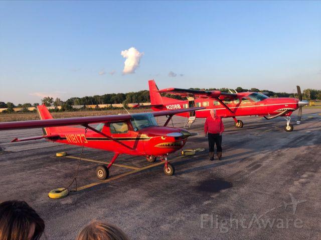 Cessna Commuter (N18173)