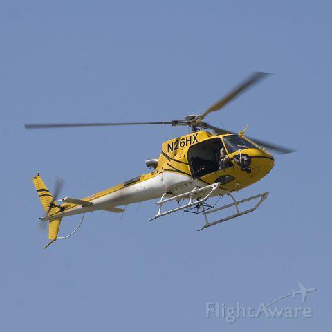 Eurocopter AS-350 AStar (N26HX)