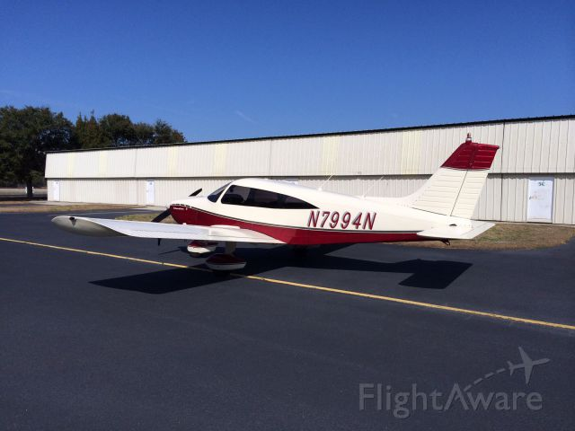 Piper Cherokee (N7994N)
