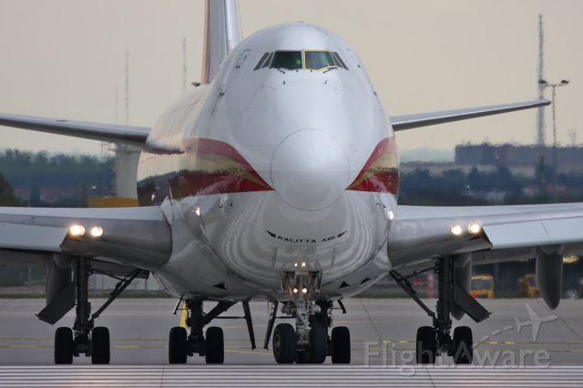 Boeing 747-200 (N706CK)