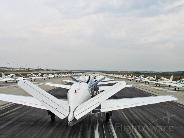 — — - 126 Bonazas departed to Oshkosh