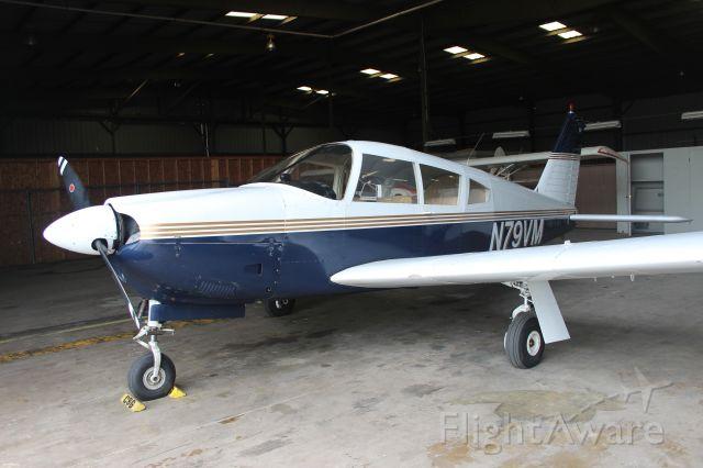 Piper Cherokee Arrow (N79VM)