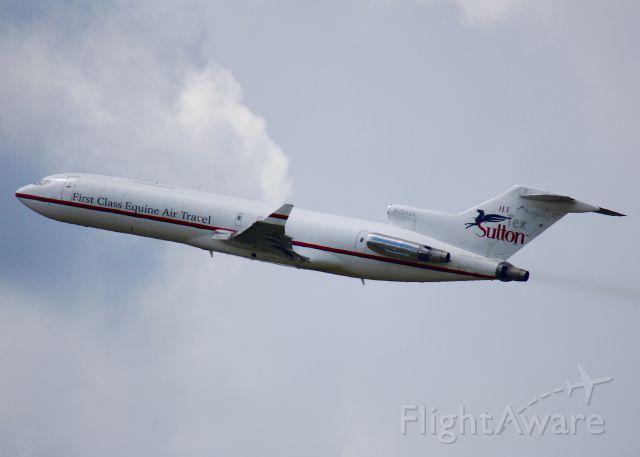 BOEING 727-200 (N725CK) -  At Shreveport Regional.