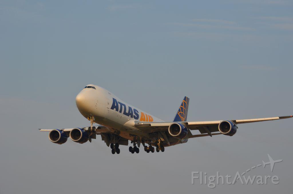 Boeing 747-200 (N854GT)
