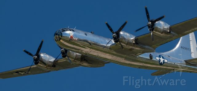 Boeing B-29 Superfortress (N69972) -