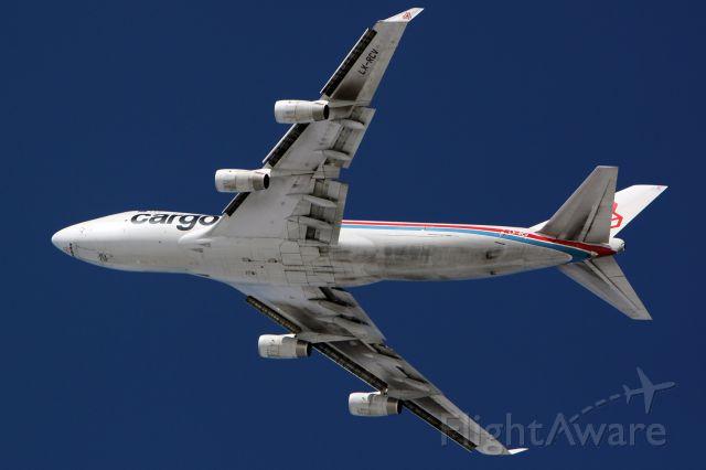 Boeing 747-400 (LX-RCV) - 13-MAR-2013-09.38AM/ZULU DEPARTURE TO ELLX