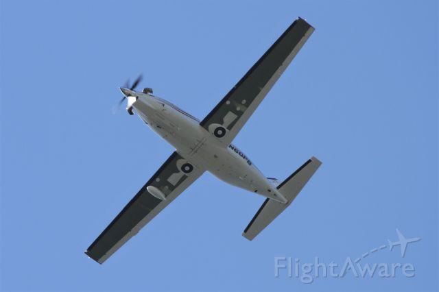 Piper Malibu Meridian (N60PB) - Over Mercer Island, WA