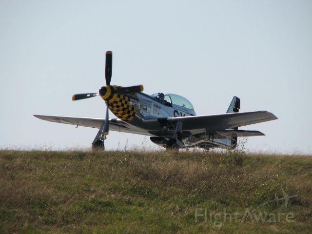 North American P-51 Mustang (N51LW) - North American P-51D Mustang