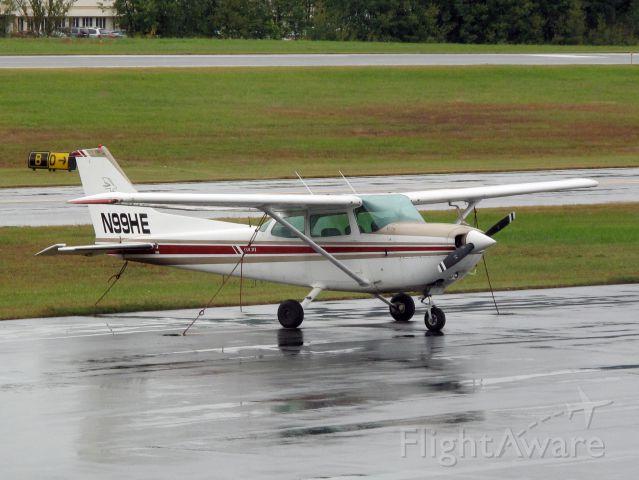 Cessna Skyhawk (N99HE) - A Cessna 172.