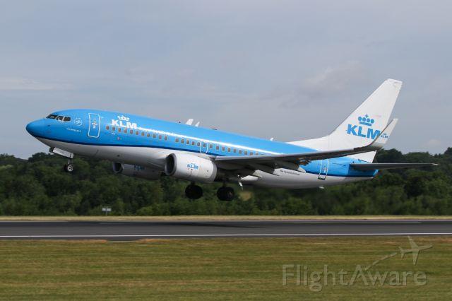 Boeing 737-700 (PH-BGI) - KLM1073 departing back to Amsterdam