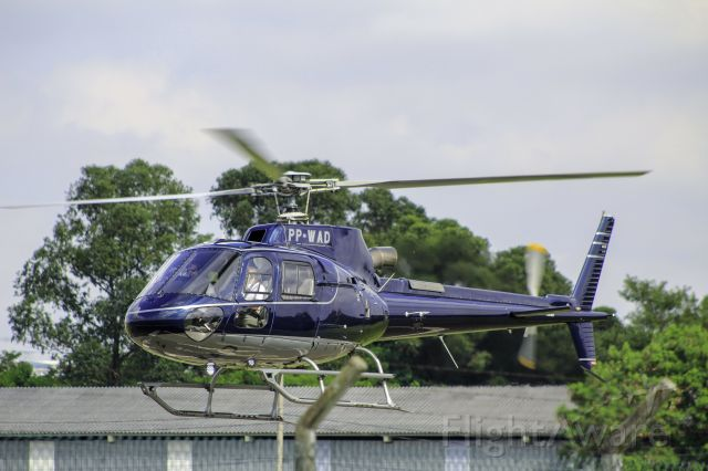 Eurocopter AS-350 AStar (PP-WAD)