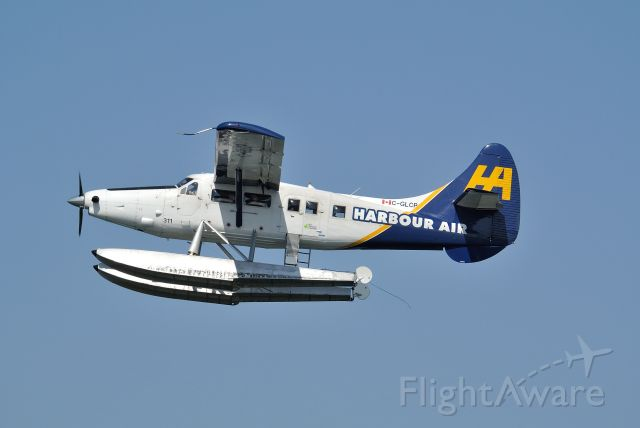 De Havilland Canada DHC-3 Otter (C-GLCP)