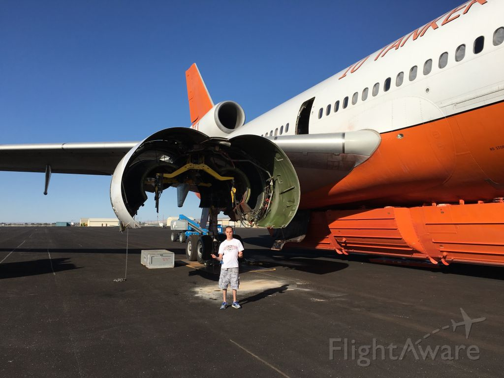 — — - AIR TANKER GETTING A NEW ENGINE, MY SPECIAL NEED BOY COLTON ALLEN KPIH