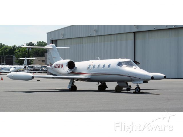 Learjet 35 (N55FN) - A very fast and powerful aircraft!