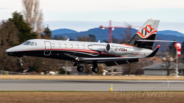 Cessna Citation Sovereign (C-FDNA)