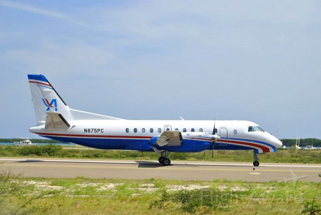 Saab 340 (N875PC)