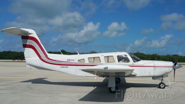 Piper Lance 2 (N36445) - Piper Lance II N36445