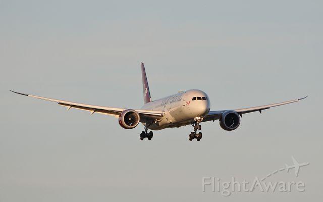 Boeing 787-9 Dreamliner (G-VOWS) - virgin b787-9 g-vows landing at shannon for maintenance 27/3/19.