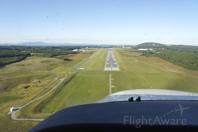 N2373M — - Landing on a beautiful day!