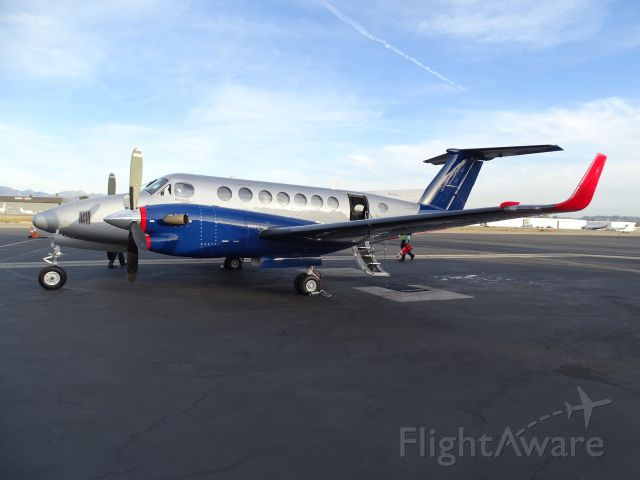 Beechcraft Super King Air 350 (N395MB)