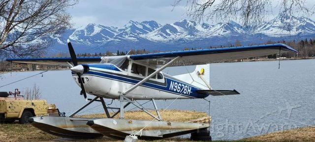Cessna Skywagon (N9676H)