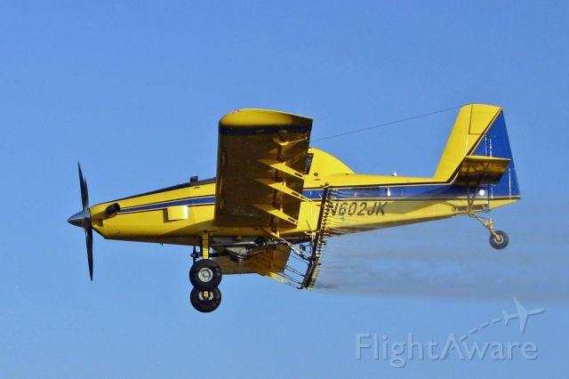 AIR TRACTOR AT-402 (N602JK)