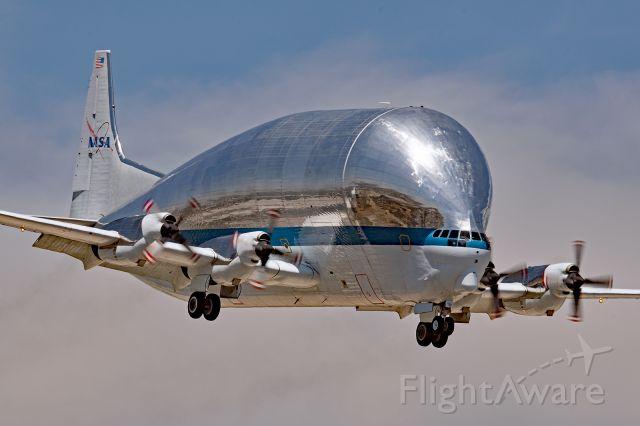 Aero Spacelines Super Guppy (N941NA)