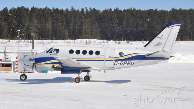 Beechcraft King Air 100 (MAX130) - C-GPRU
