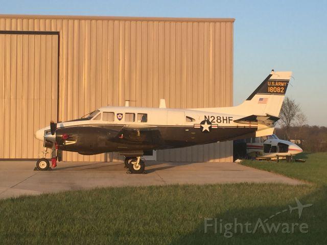Cessna Caravan (N28HF)