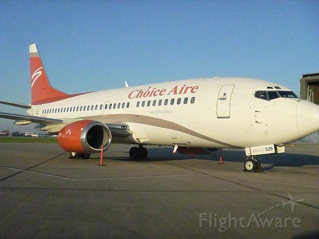 BOEING 737-300 (N529AU) - Choice Aire