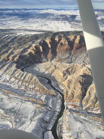 Cessna 206 Stationair — - Split Mountain, Green River, near Vernal,Utah