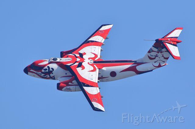 KAWASAKI C-1 (78-1026) - JASDF-Iruma air show