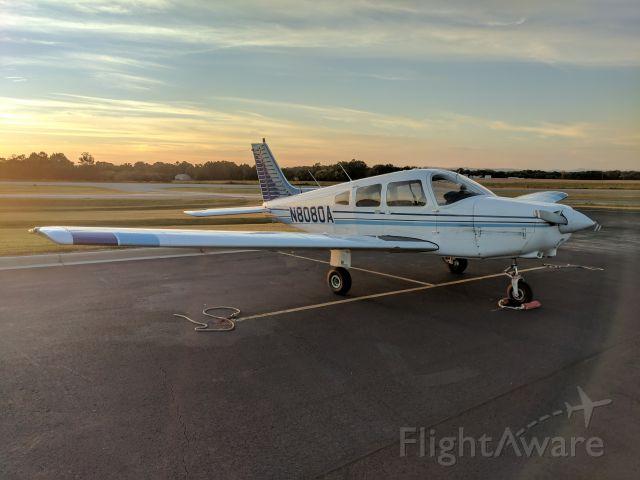Piper Cherokee (N8080A)