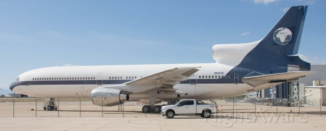 Lockheed L-1011 TriStar (N910TE) - 3/31/2016 Will be leaving Tucson area maybe in three weeks or so. Maybe Going to a Museum No more flying hospital