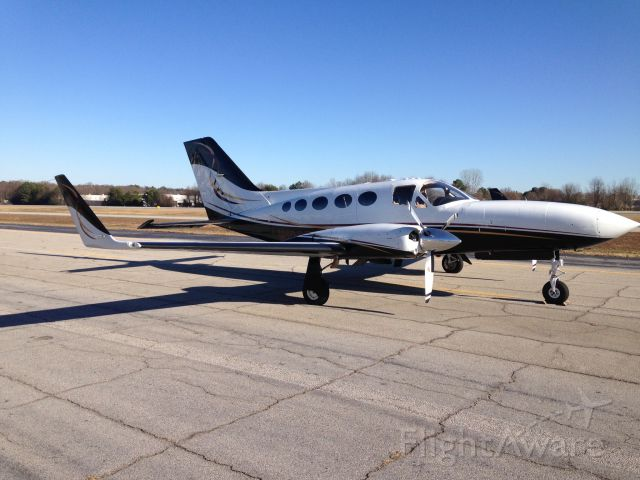 Cessna Chancellor (N128BR) - Pre-buy Avionics Inspection