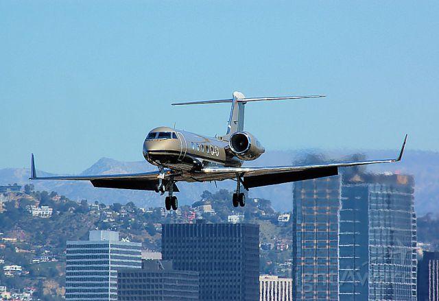 Gulfstream Aerospace Gulfstream IV (N7UF)